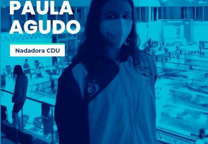 Entrevista a Paula Agudo, nadadora del CDU y ganadora del campeonato del España.